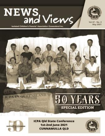 news and views front cover
